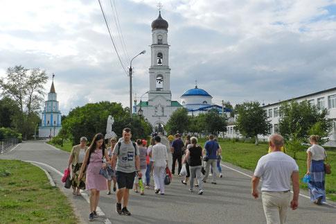 Raifa Kloster Tatarstan