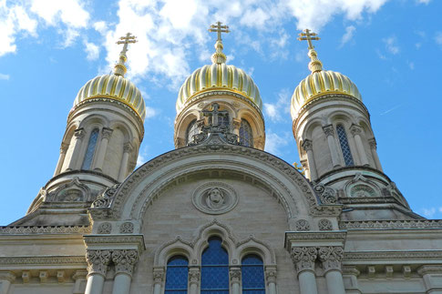Православная церковь Висбаден Нероберг