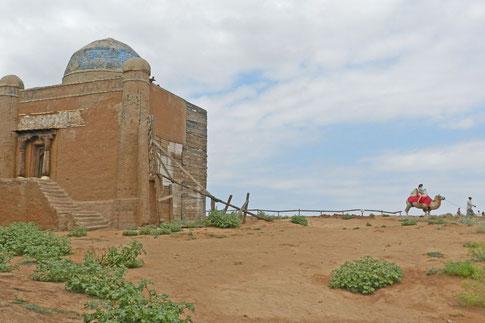 Sarai-Batu Astrachan Filmkulisse