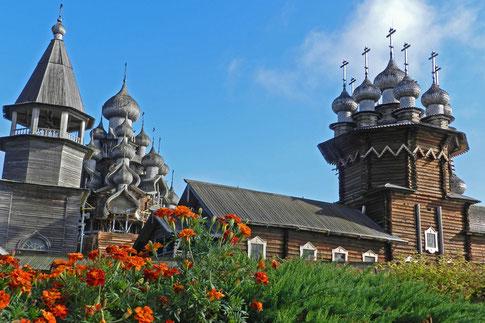 Kischi Insel Russland