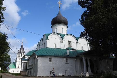Dreifaltigkeitskirche im Kreml von Alexandrow