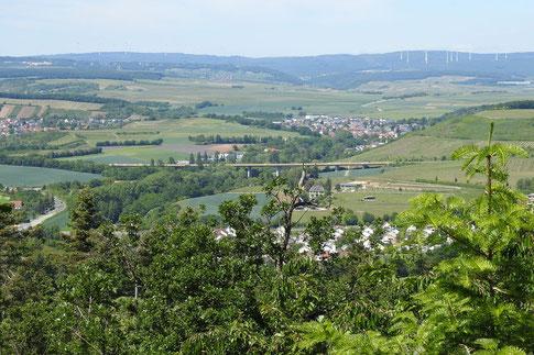 Хребет Зоонвальд в Рейнланд-Пфальце
