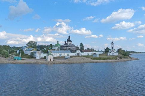 Goritsy Kloster Russland Wologda