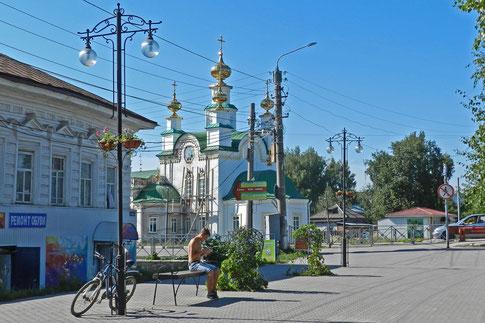Kungur Russland