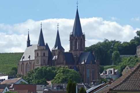 церковь Святой Катарины Оппенхайм