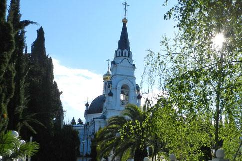 Erzengel-Michael-Kathedrale Sotschi