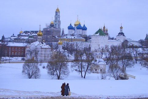 Dreifaltigkeits-Kloster Sergijew Possad
