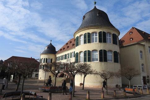 Замок в Бад-Бергцаберне