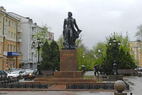 Puschkin-Denkmal Rostow am Don