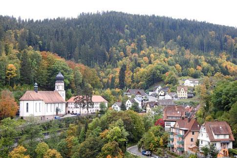 Триберг в Шварцвальде