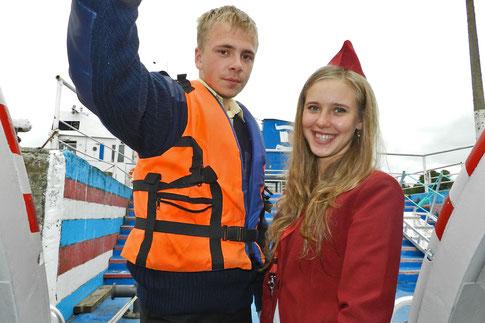 Kronstadt Meteor Mannschaft