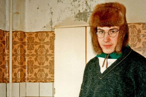Heizungsausfall zum Einzug in die erste Moskauer Wohnung anno 1995