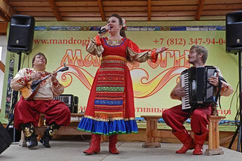 Folklore-Gruppe Mandrogi