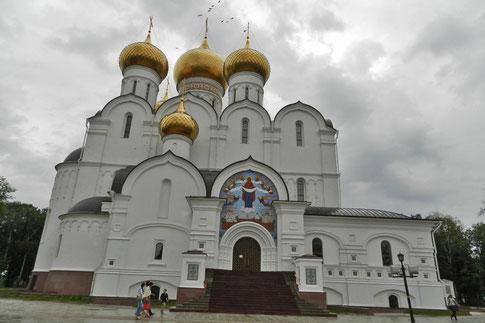 Entschlafens-Kathedrale Uspenski Sobor Jaroslawl
