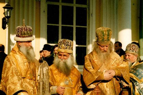 Bischofsversammlung der Altgläubigen in Moskau