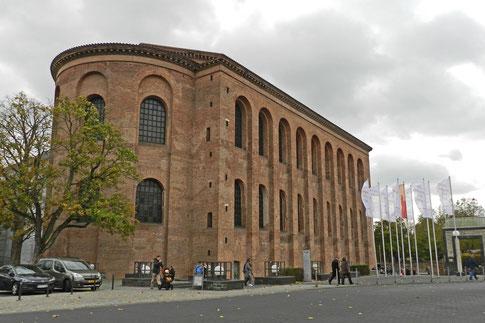 Базилика Константина, Трир.