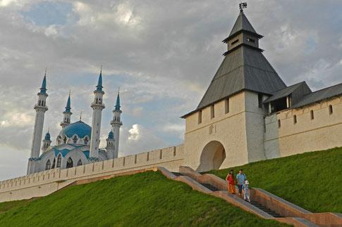 Kreml Kasan Kul-Scharif-Moschee