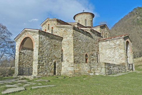 Nischni Archys Alanen-Kirche Нижний Архыз храм