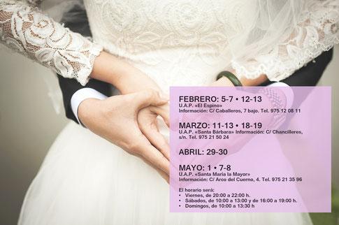 Trámites boda civil en Soria