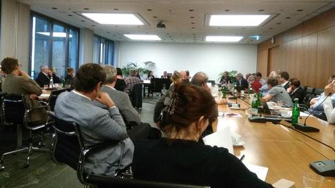 Auftakt zur Leistungsbewertung GOÄneu in der Bundesärztekammer
