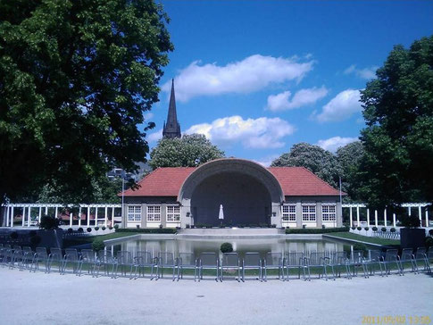 Trinkkuranlage Bad Nauheim