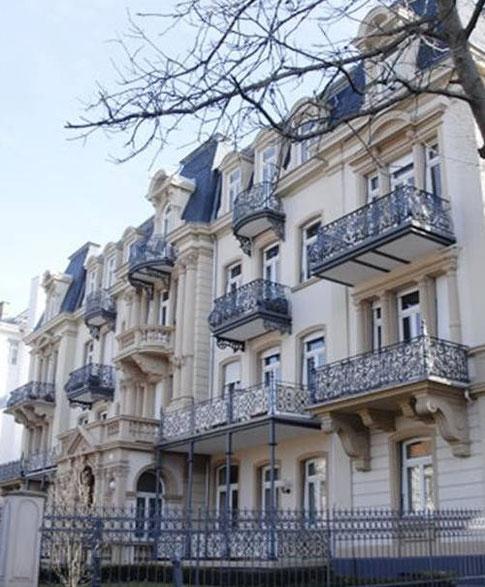 Ehemaliges Hotel Bristol Bad Nauheim