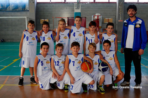 L'Under 14 CSI targata TM IMPRESA EDILE