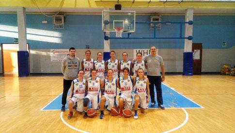 La neonata #PinkPromotion dell'Acaja Basketball School