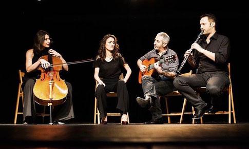 orchestre de musiques du monde concert privé