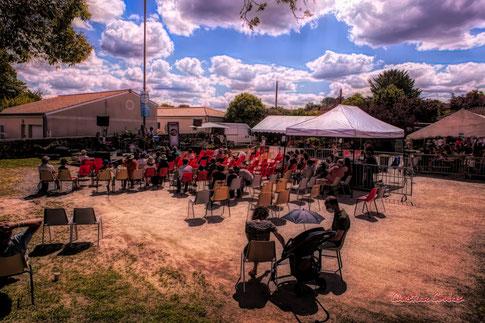 Concert The Bushmen au Festival JAZZ360 2021 à Quinsac, dimanche 6 juin 2021.