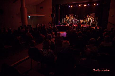 Concert Høst-Nicolas Gardel, Festival JAZZ360 2021, vendredi 4 juin 2021, salle cuturelle de Cénac. Photographie © Christian Coulais