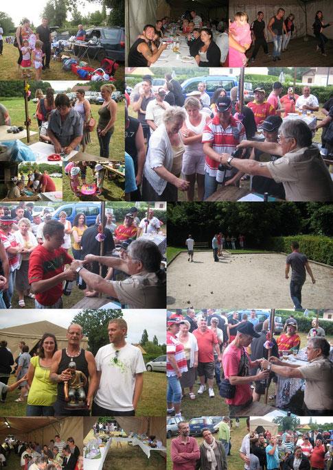 Fête communale 27 juillet 2013