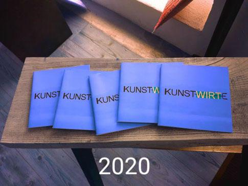 Regina Wuschek, Künstlerin in Murnau, Blaues Land
