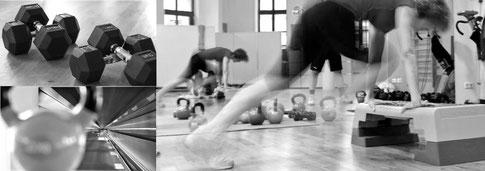 fitness, functional training