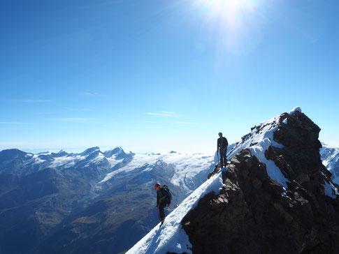 Schweizergipfel Matterhorn