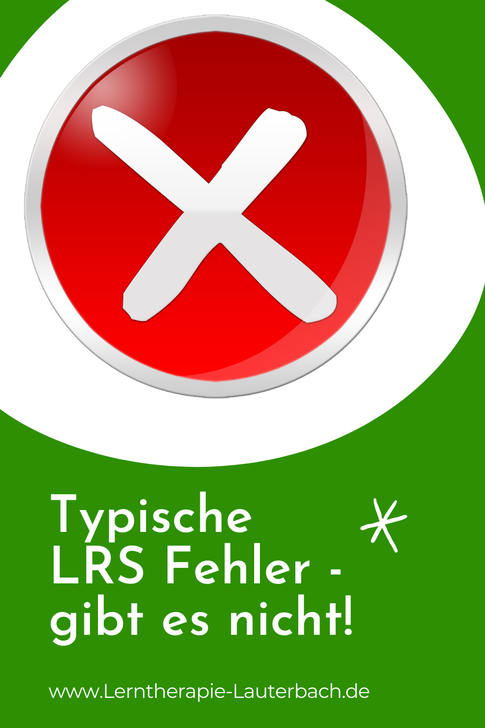 Typische LRS Fehler gibt es nicht!