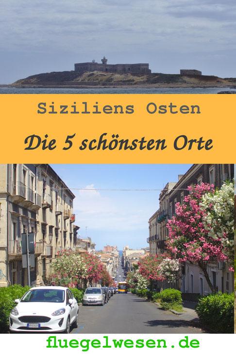 Reisetipps für Siziliens Osten  - fluegelwesen.de