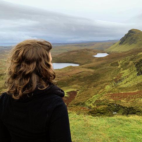 Eine Woche vor meiner zweiten Schottlandreise habe ich von der Zusage erfahren.