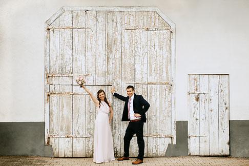 Brautppar - Hochzeitsfotos