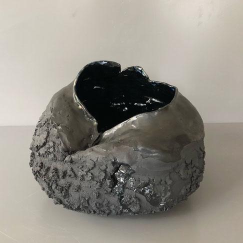 Ceramique - Grès D27cm X H20 cm