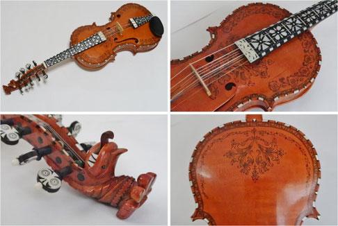 バイオリン 民族楽器 フィドル