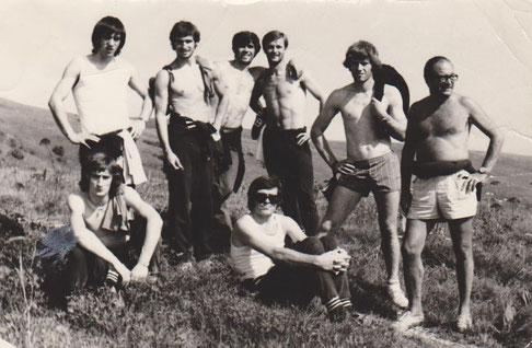 1973-74 Ritiro a Monteacuto