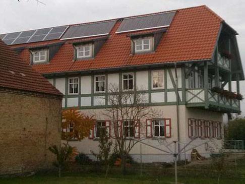 Seehotel Huberhof, Deutschland Heizung, Koch- und Waschprozesse