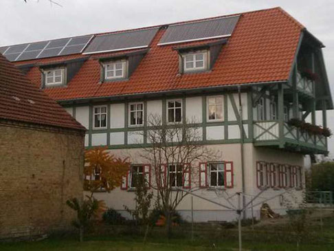 Seehotel Huberhof, Germany, heating, cooking and washing processes