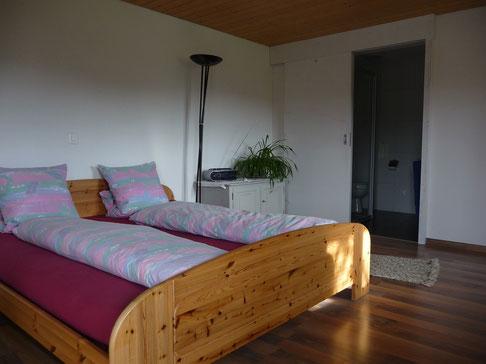 Unsere Suite - Jordi-Hof Bewirtung und Übernachtung auf dem Bauernhof in Ochlenberg