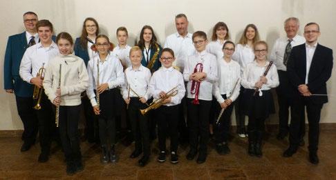 """2019 - """"Konzert in St. Josef"""" mit Dirgent Heiko Hager"""