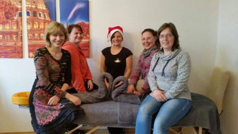 Nikolaus- Überraschung vom Chef für die Damen aus der Kanzlei