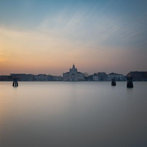 Langzeitbelichtung| Zitelle | Venedig 2016
