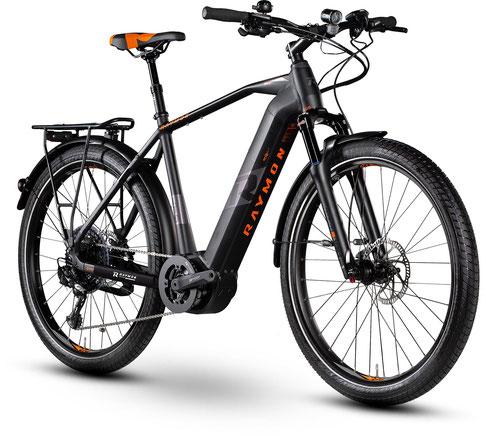 R Raymon Tourray E LTD 2.0 - Trekking e-Bike - 2020