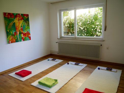Eutonie Raum in Neuhausen auf den Fildern